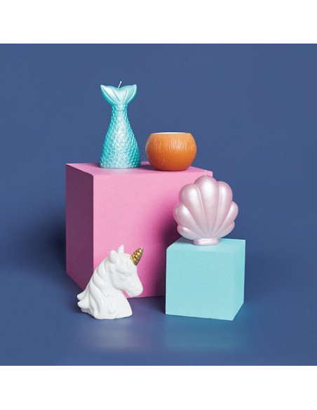 Shell Candle Small
