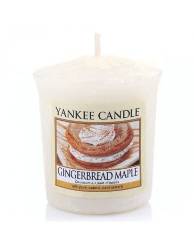 Votive Gingerbread Mapple
