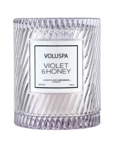 Violet and Honey – Moyenne Bougie