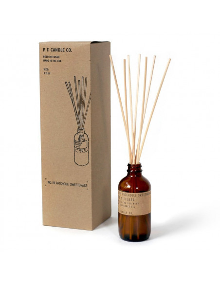 Diffuseur Patchouli Sweetgrass