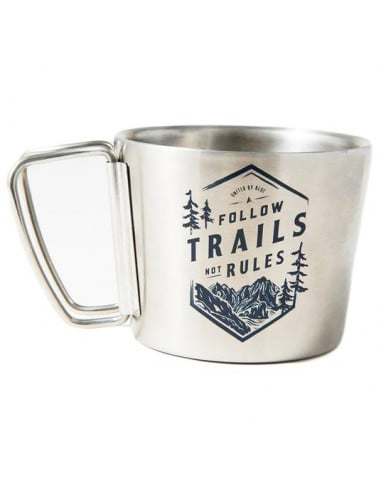 Mug Follow Trails Not Rules