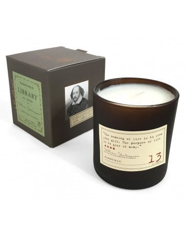 Petite colonne William Shakespeare - Library Paddywax