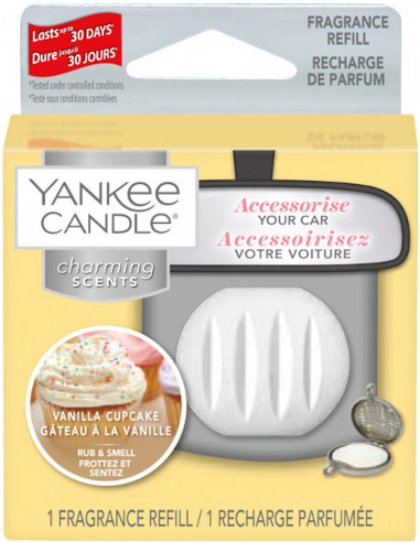 Recharge Charming Scents - Vanilla Cupcake