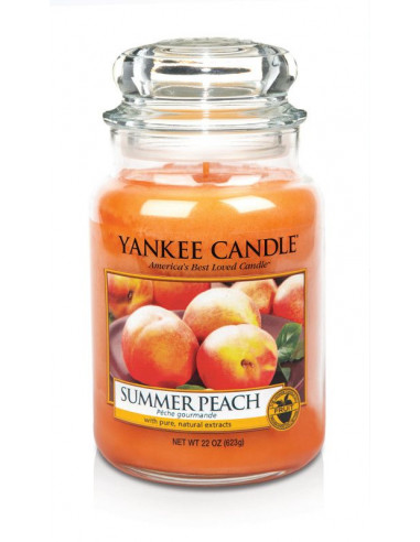 Summer Peach - Grande Jarre