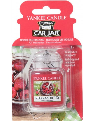 Car Jar Framboise