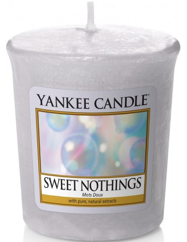Sweet Nothings Votive