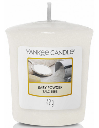 Votive Baby Powder