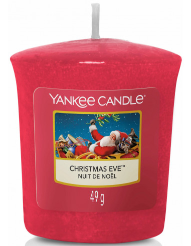 Christmas Eve Votive