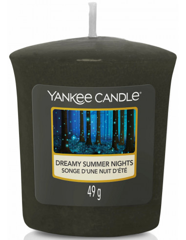 Dreamy Summer Nights Votive Parfumée