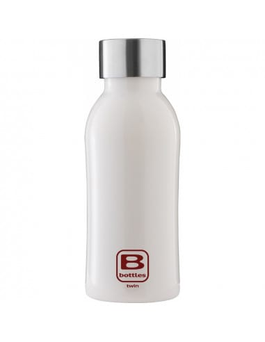 Bouteille isotherme - Blanc 350ml
