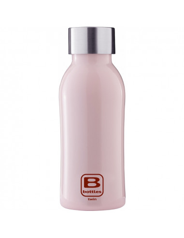 Bouteille isotherme - Rose 350ml