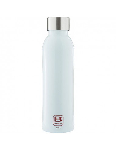 Bouteille isotherme - Bleu clair 500ml