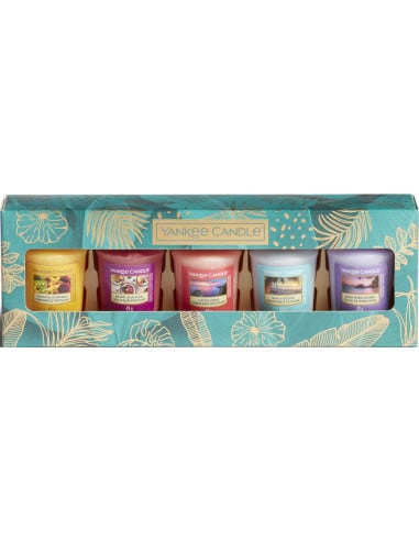 Coffret The Last Paradise - 5 votives