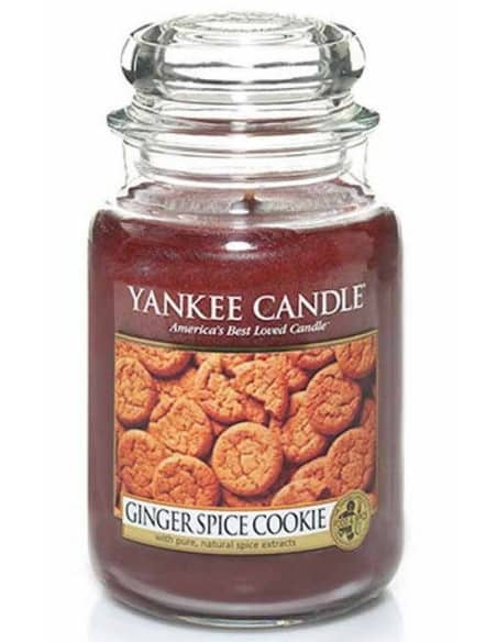 Ginger Spice Cookie - Bougie Collector US