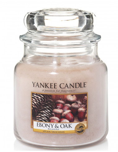 Bougie Bois Précieux - Yankee Candle