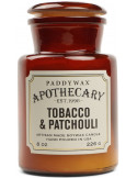 Tobacco and Patch...