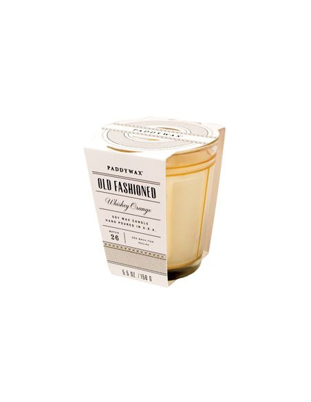 Old Fashioned Mixology Paddywax