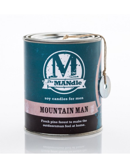 Mandle : Mountain Man