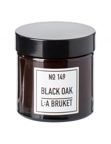 Bougie Black Oak - L:A Bruket