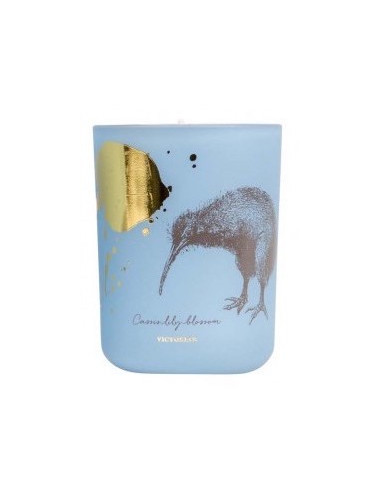 Bougie Bird Collection Blue