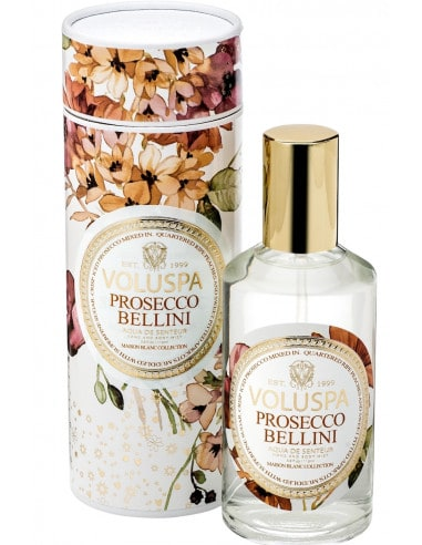 Prosecco Bellini - Spray Voluspa Maison Blanc