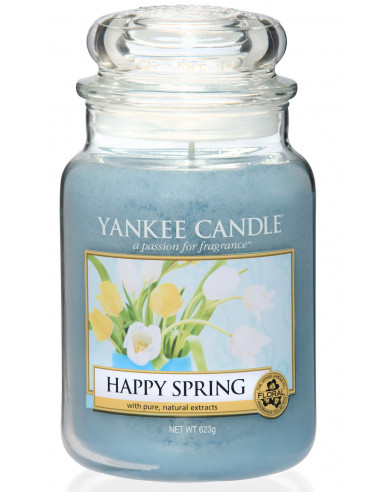 Happy Spring Yankee Candle