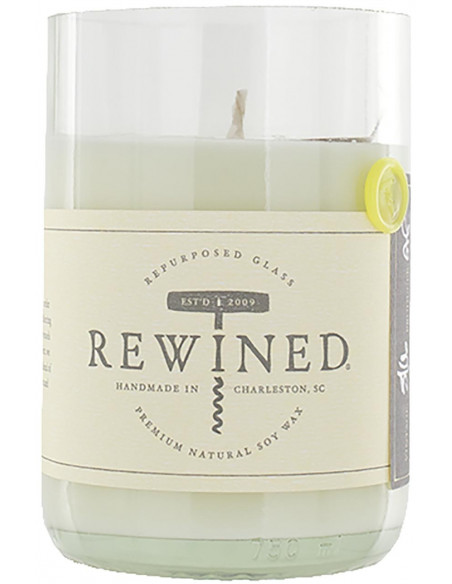 Chenin Blanc - Rewined Candle