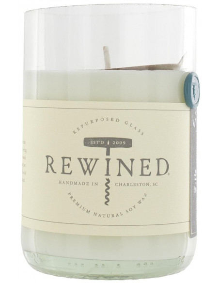 Viognier - Rewined Candle