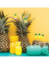 Bougie Pineapple Jaune S