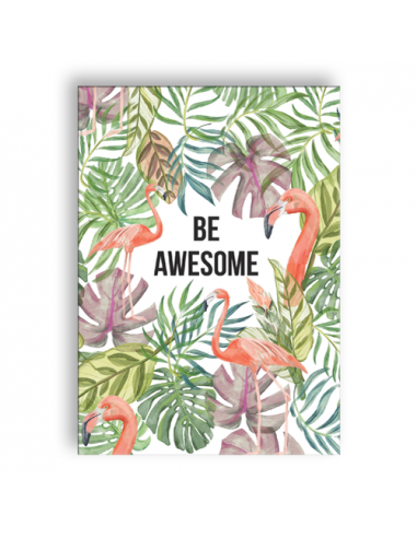 Greeting Card Be Awesome