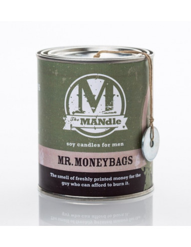 Mr Moneybags - Mandle