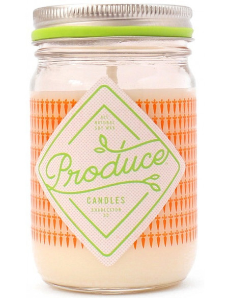 Carotte - Produce Candle