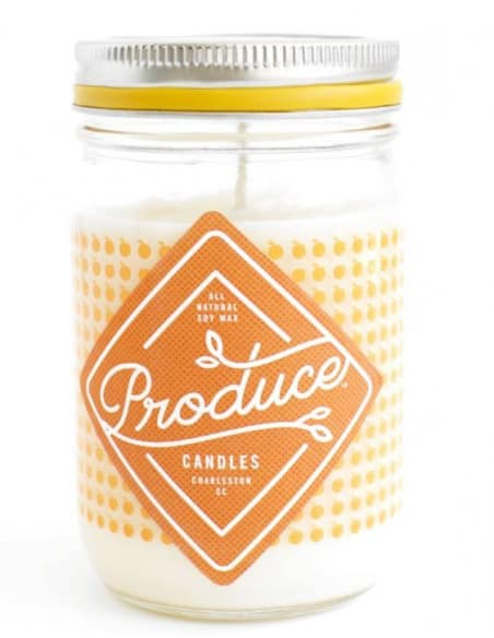 Pêche - Produce Candle