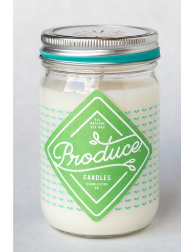 Menthe - Produce Candle