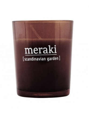 Mini bougie Scandinavian Garden - Meraki