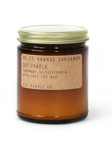 Orange Cardamom - Petite Bougie PF Candle