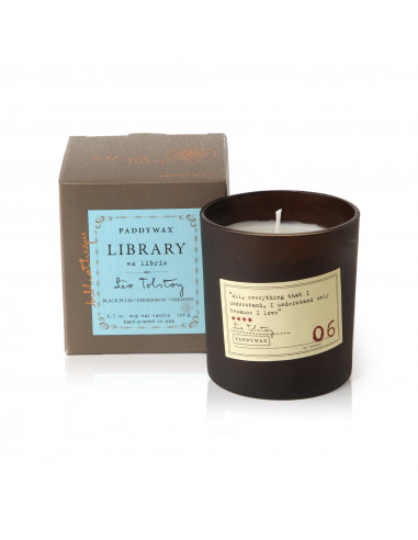 Leo Tolstoy - Library Paddywax