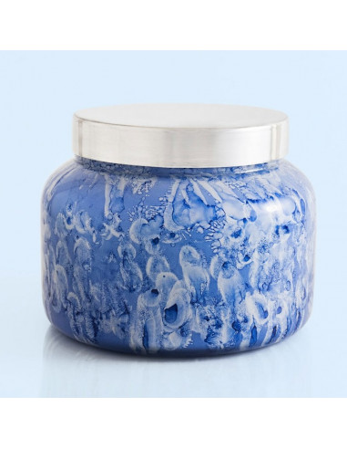 Blue Jean Watercolor Signature Jar