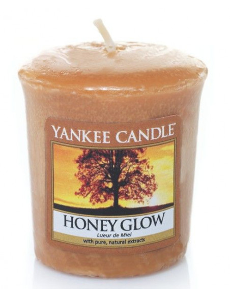 Votive honey Glow