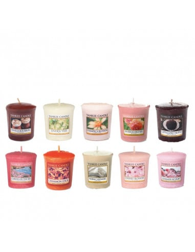 Pack 10 Votives
