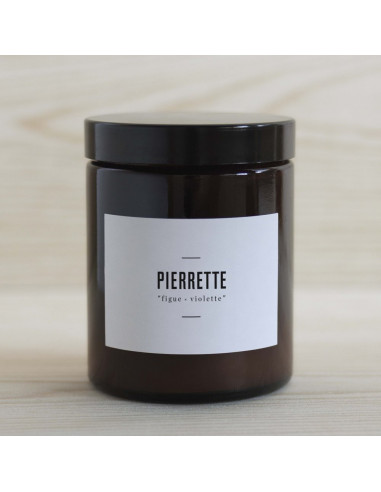 Pierrette - Figue et Violette