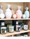 Pineapple Candle - Sugared Blossom