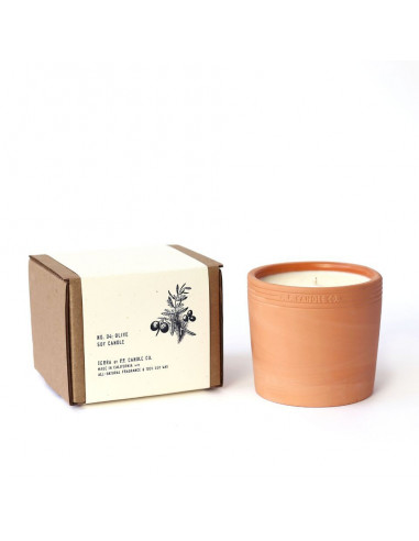 Huile d'Olive - Terra PF Candle