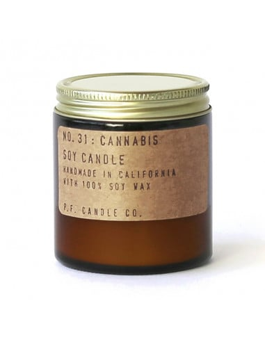 Cannabis - Petite Bougie PF Candle