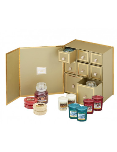 Coffret Noël Collector - Yankee Candle