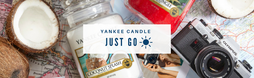 Just Go - Yankee Candle