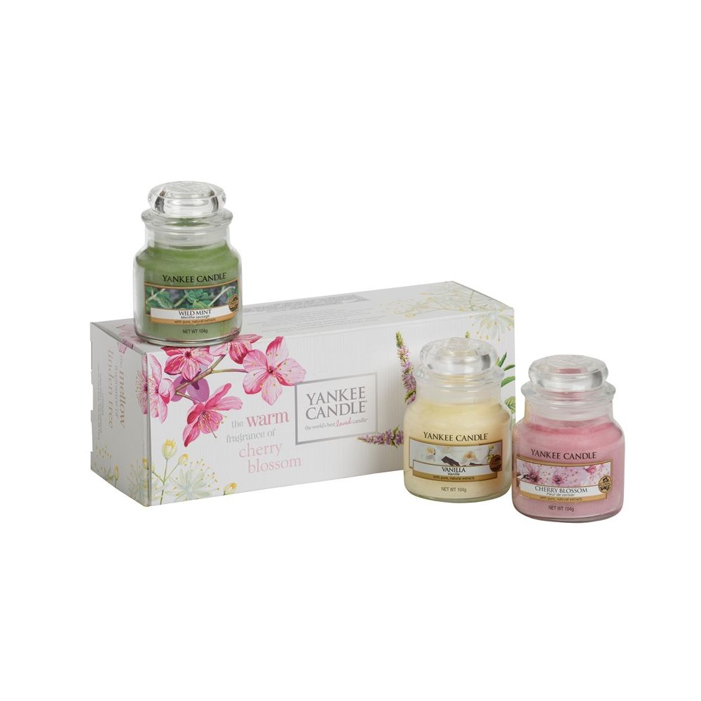 Coffret Yankee Candle